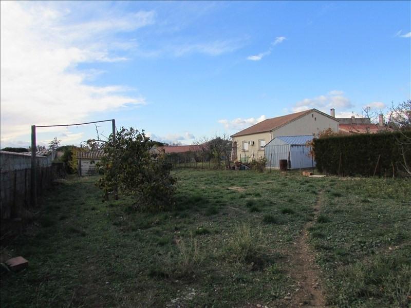 Venta  terreno Lignan sur orb 134000€ - Fotografía 2