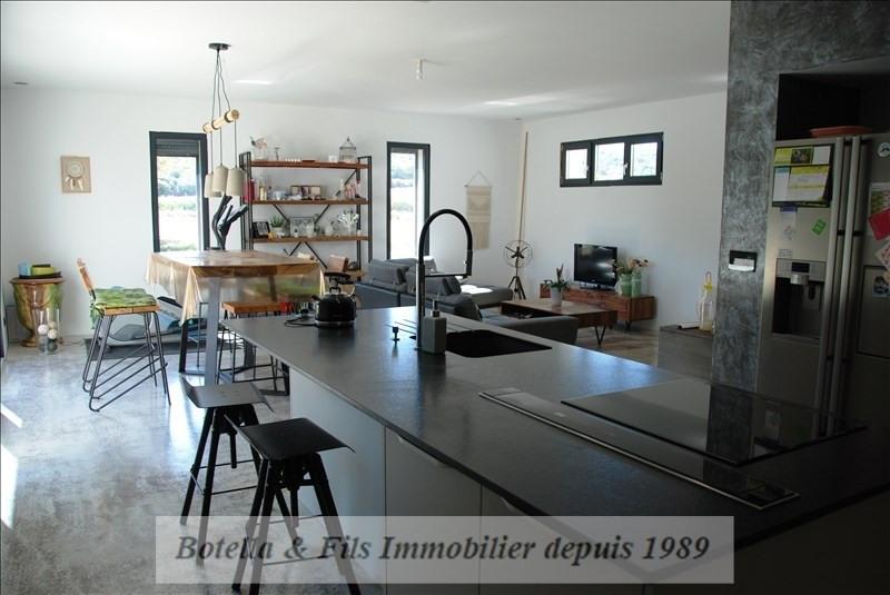 Vendita casa Goudargues 373000€ - Fotografia 4
