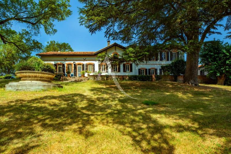 Deluxe sale house / villa Fontenilles 890000€ - Picture 2