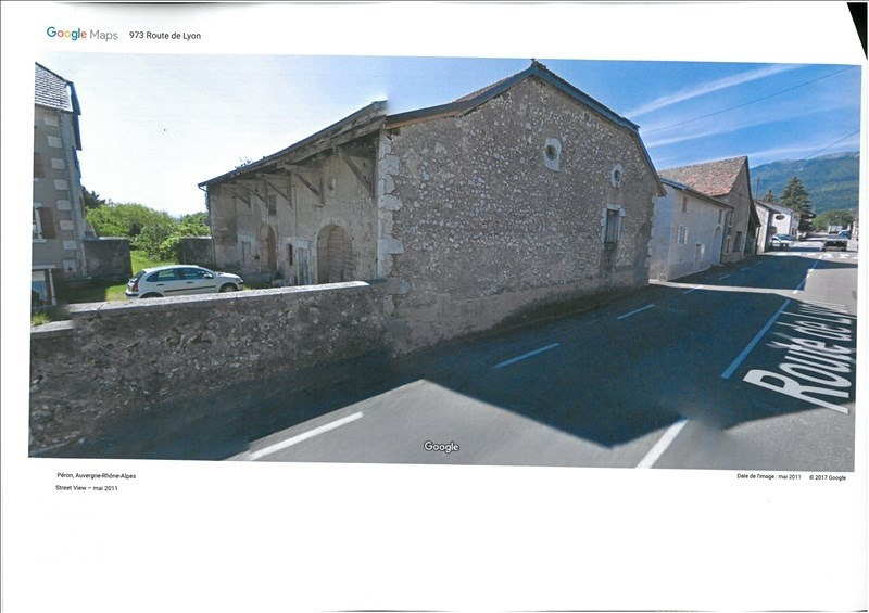 Vente maison / villa Peron 250 000€ - Photo 1