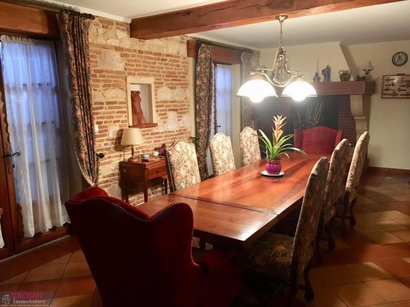 Deluxe sale house / villa Quint fonsegrives 1025000€ - Picture 2