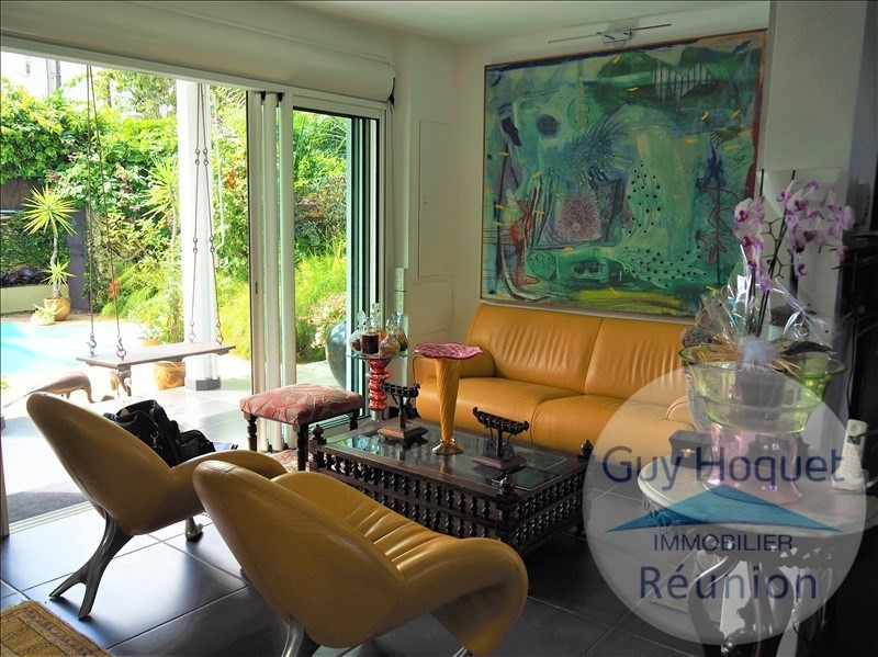 Vente maison / villa Le tampon 490 000€ - Photo 3