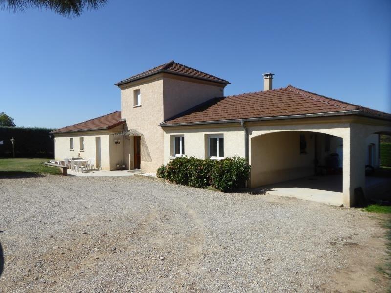 Vente maison / villa Satolas et bonce 449000€ - Photo 1