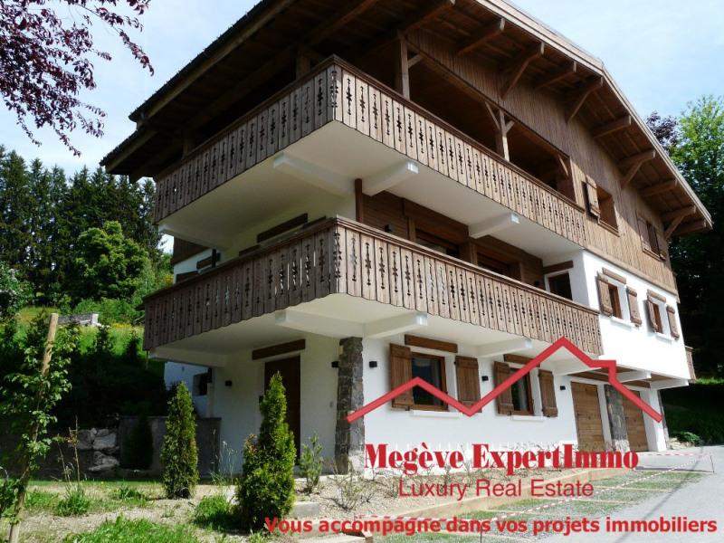 Vente de prestige appartement Megeve 1980000€ - Photo 2