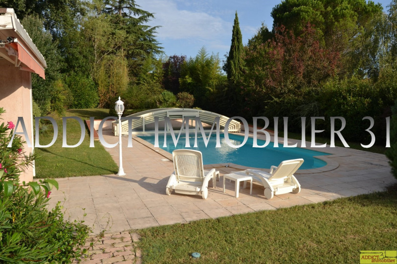 Vente maison / villa Secteur pechbonnieu 409 000€ - Photo 7