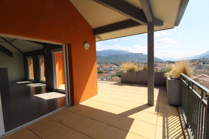 Verkoop  appartement Voiron 420000€ - Foto 1