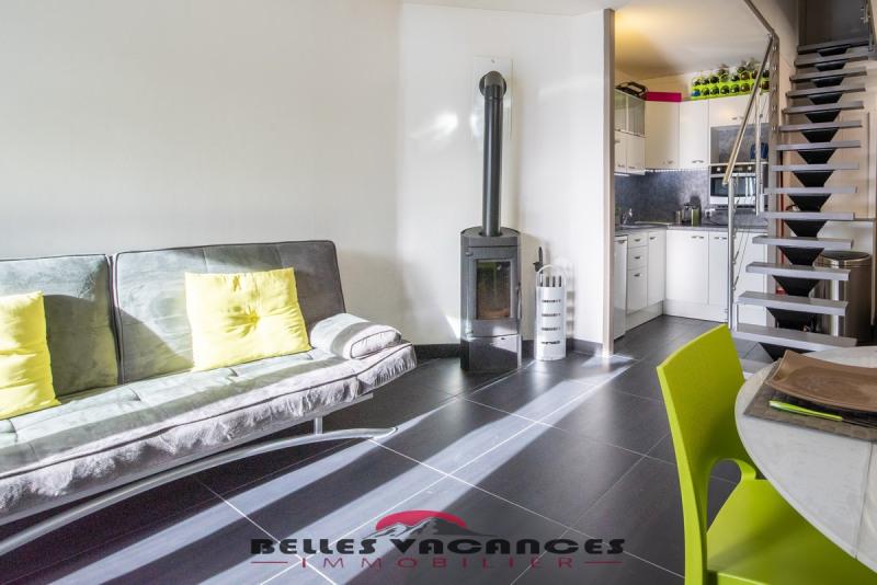 Sale apartment Saint-lary-soulan 147000€ - Picture 1