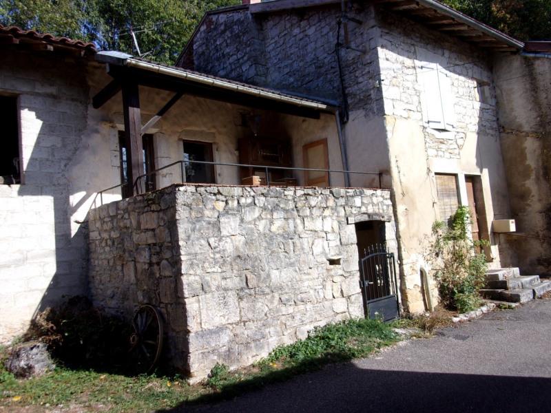 Vente maison / villa Simandre-sur-suran 100000€ - Photo 6