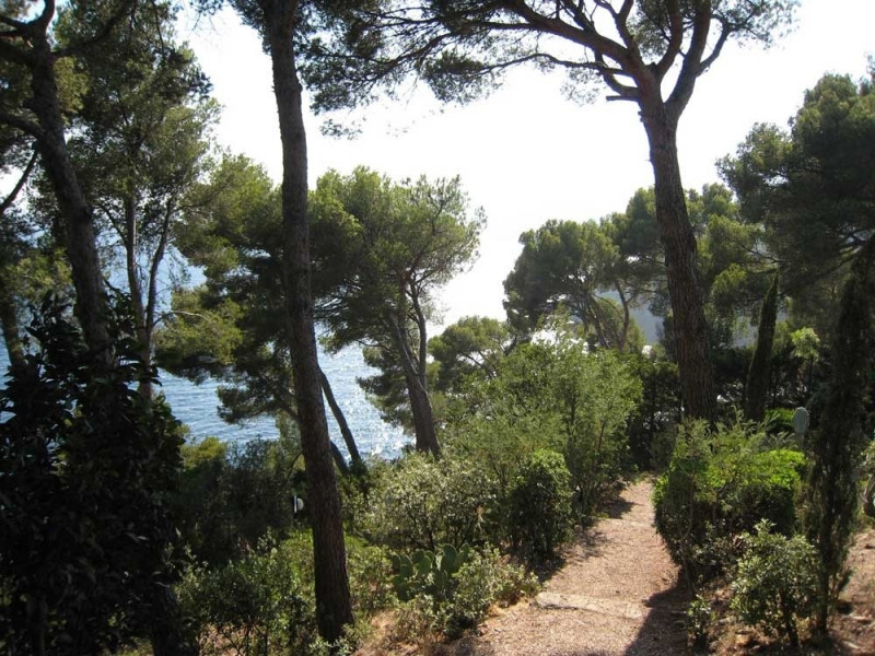 Vacation rental house / villa Cavalaire sur mer 3 500€ - Picture 12