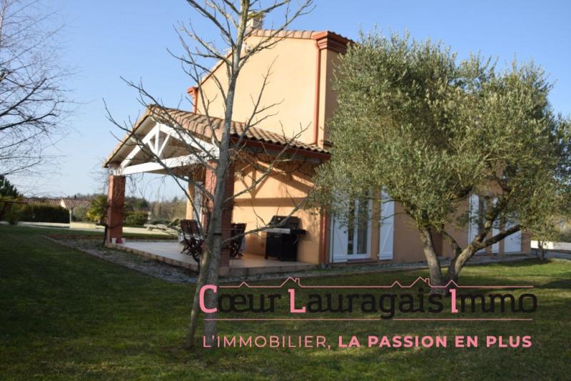 Vente maison / villa Quint fonsegrives 493000€ - Photo 9