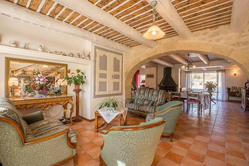 Vente de prestige maison / villa Le puy ste reparade 798000€ - Photo 6