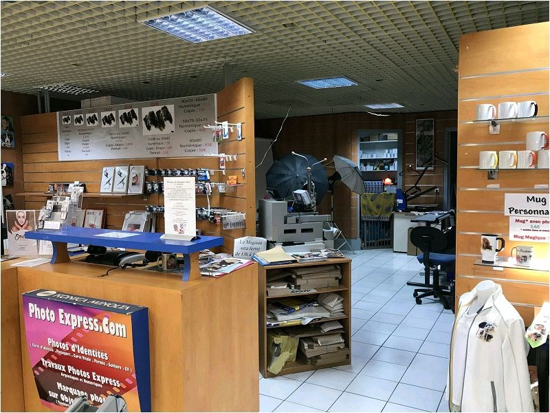 Commercial property sale shop Epinay sur orge 87 000€ - Picture 2