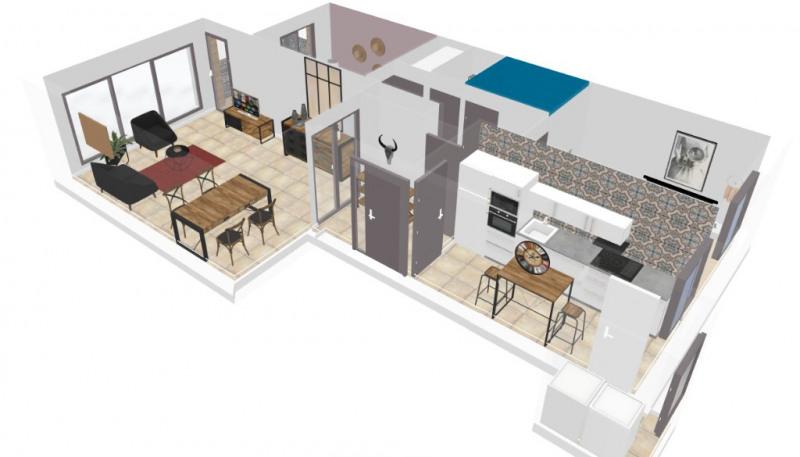 Vente appartement Ris orangis 90000€ - Photo 11