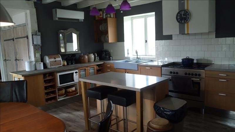 Sale house / villa Theneuille 139500€ - Picture 2