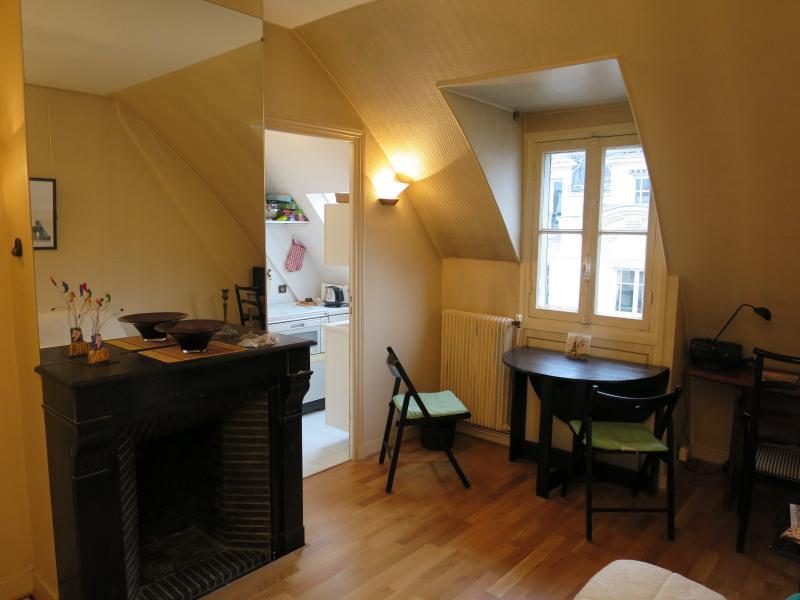 Sale apartment Paris 16ème 319930€ - Picture 4