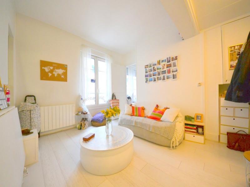 Vente appartement Paris 17ème 320000€ - Photo 1