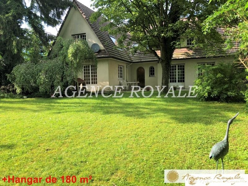Deluxe sale house / villa Fourqueux 1 355 000€ - Picture 1