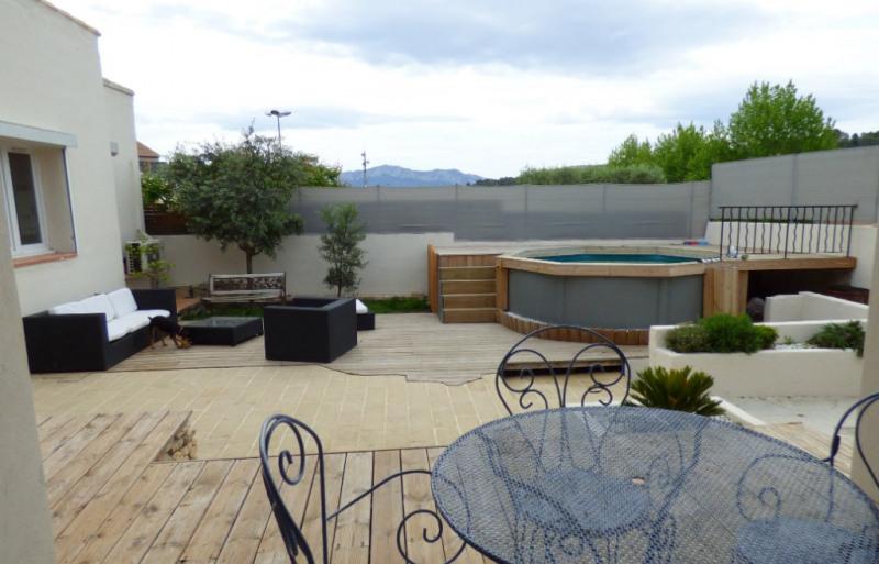 Vente maison / villa La bouilladisse 298000€ - Photo 3