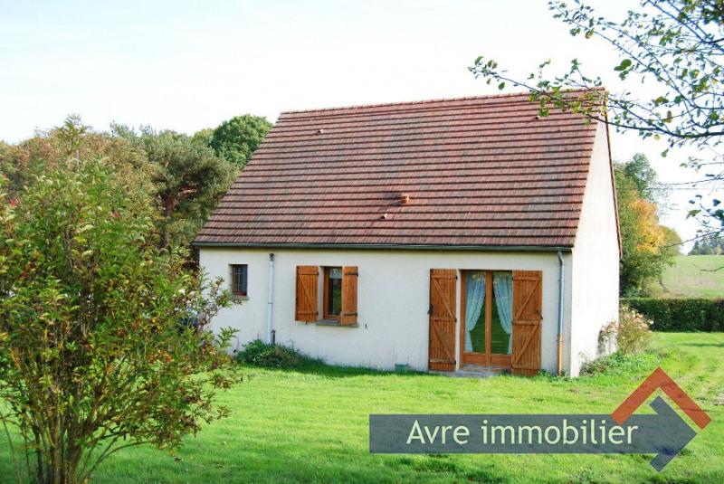 Sale house / villa Verneuil d avre et d iton 96000€ - Picture 2
