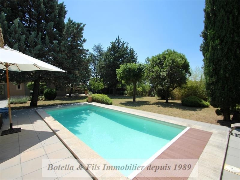 Deluxe sale house / villa Uzes 849 000€ - Picture 14