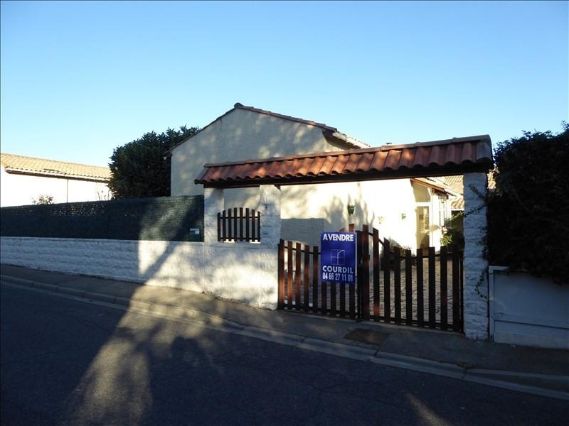 Vente maison / villa Nimes 210000€ - Photo 1