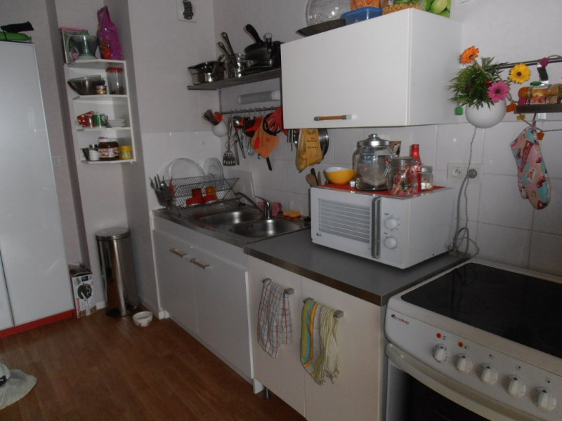 Vente appartement Chateaubourg 150000€ - Photo 4