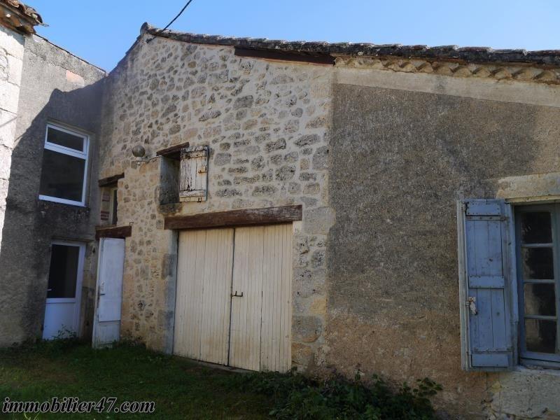 Vente maison / villa Laugnac 45000€ - Photo 4