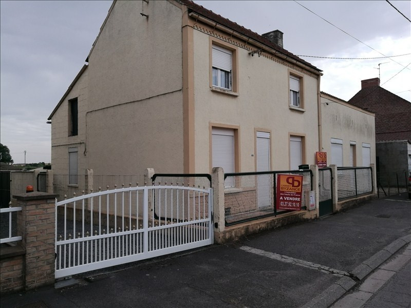 Vente maison / villa Lecluse 129 580€ - Photo 1