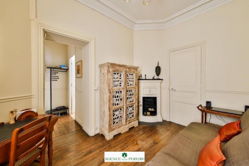 Vente appartement Paris 17ème 396000€ - Photo 9