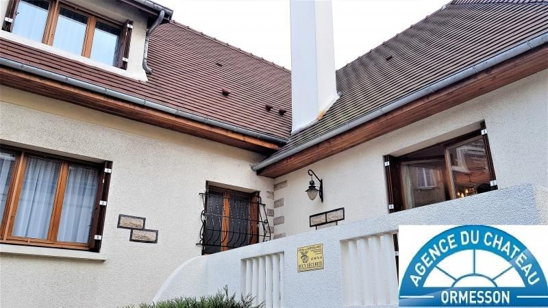 Sale house / villa Sucy en brie 490 000€ - Picture 1