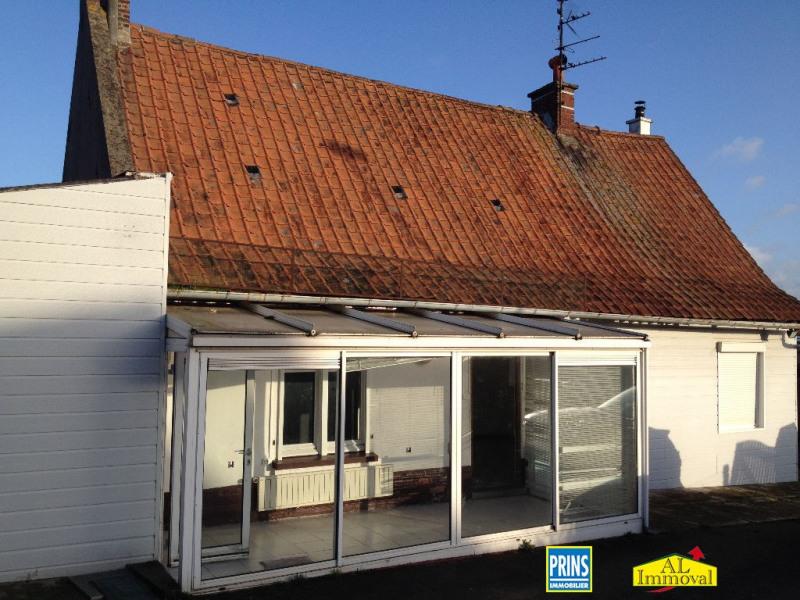 Vente maison / villa Racquinghem 100000€ - Photo 2