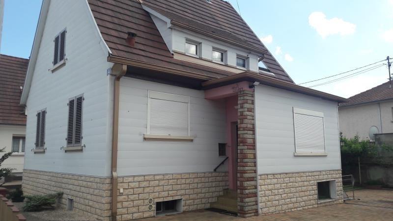 Sale house / villa Haguenau 227000€ - Picture 1