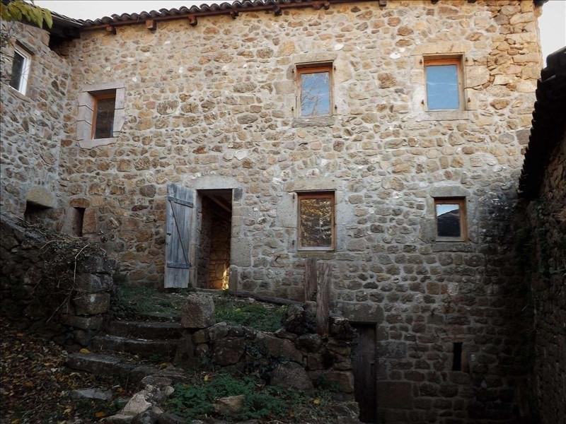 出售 住宅/别墅 Lalevade d'ardeche 75000€ - 照片 1