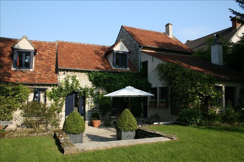 Sale house / villa Crespieres 650000€ - Picture 5