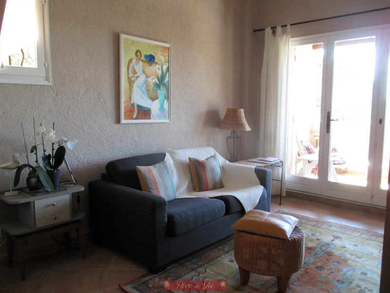 Sale apartment Bormes les mimosas 265 000€ - Picture 4