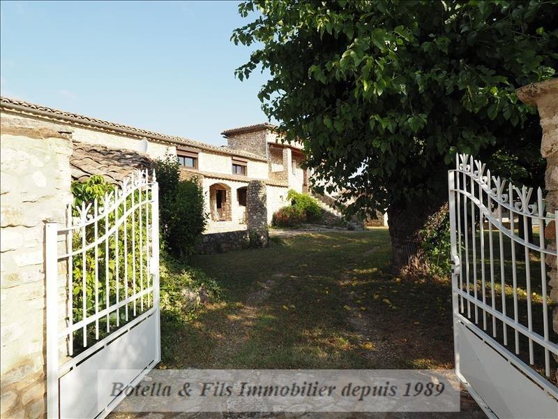 Verkoop  huis Goudargues 460000€ - Foto 17