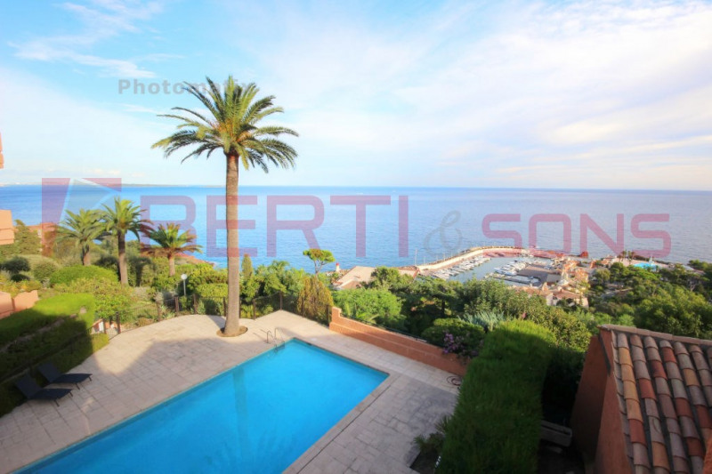 Vente appartement Theoule sur mer 450 000€ - Photo 1