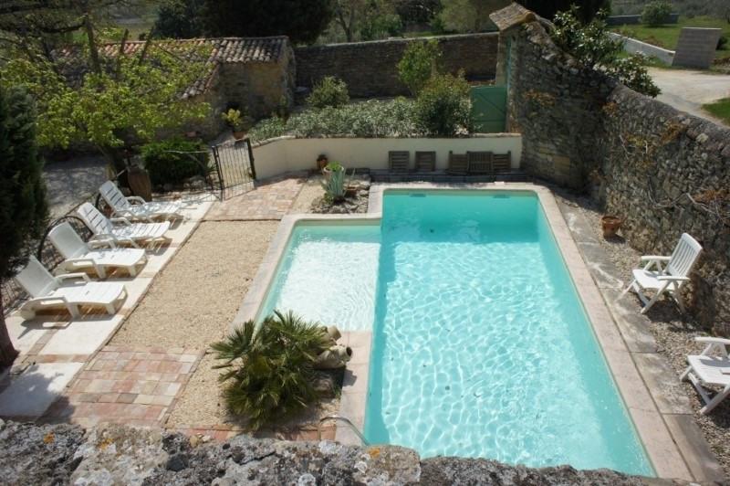 Verkoop van prestige  huis Barjac 915000€ - Foto 3