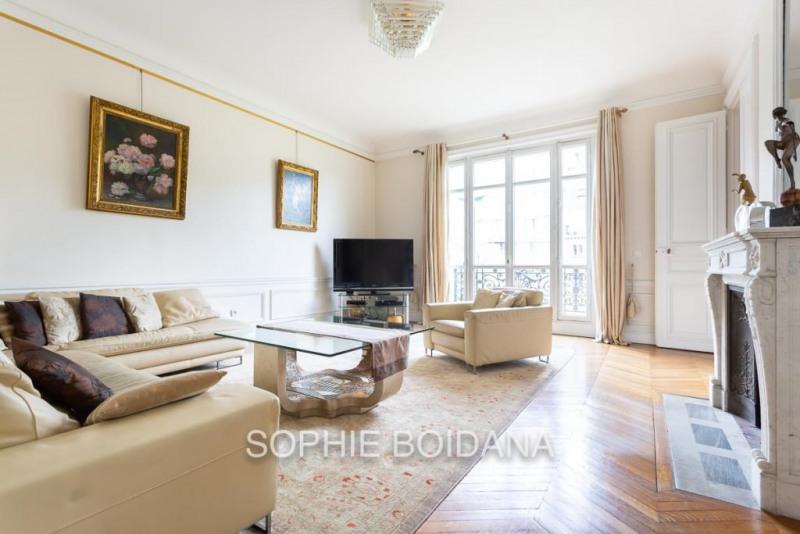 Vente de prestige appartement Paris 8ème 2575000€ - Photo 3