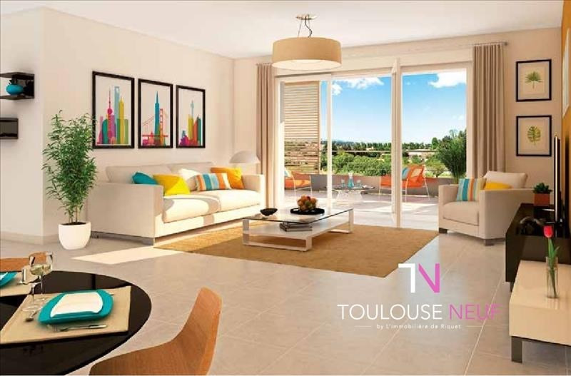 Vente appartement Toulouse 404000€ - Photo 1
