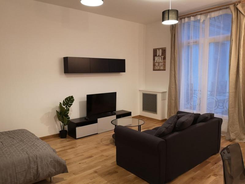Rental apartment Paris 8ème 1820€ CC - Picture 1