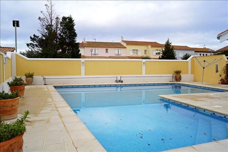Sale house / villa Lignan sur orb 388500€ - Picture 2
