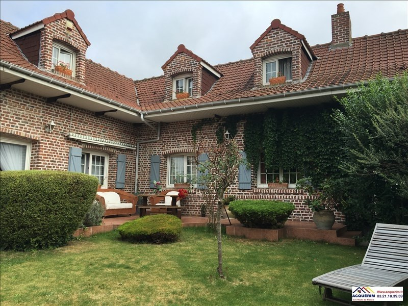Investment property house / villa Oignies 355000€ - Picture 1