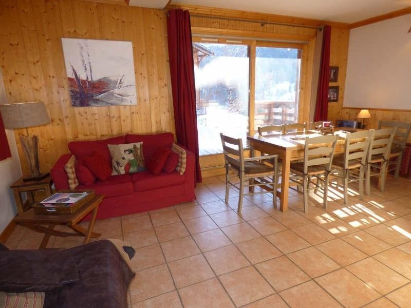 Sale apartment Meribel 550000€ - Picture 1