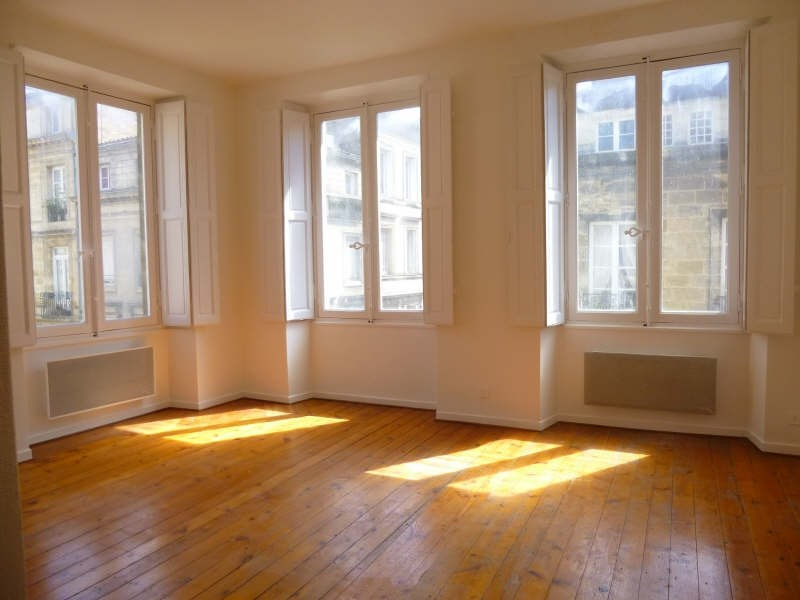 Rental apartment Bordeaux 1 200€ CC - Picture 1