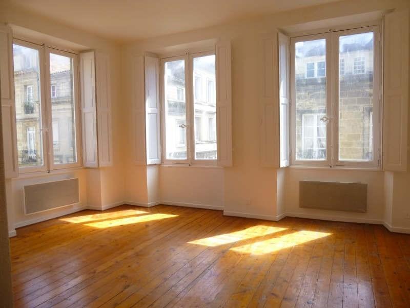Location appartement Bordeaux 1200€ CC - Photo 1