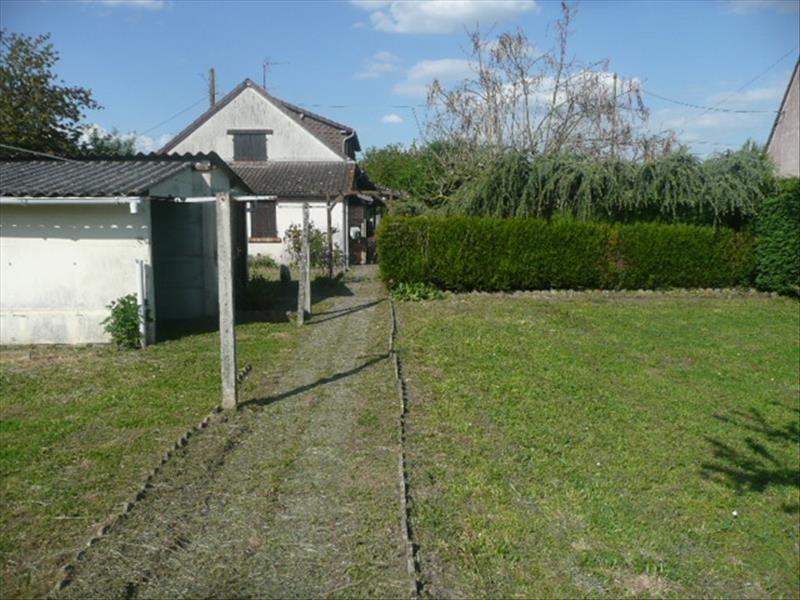 Vente maison / villa Aubigny sur nere 117000€ - Photo 5
