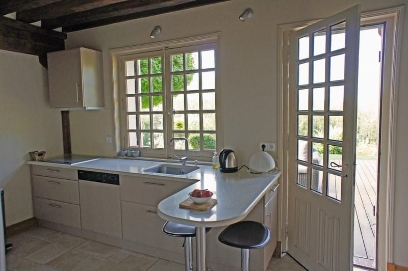 Vente de prestige maison / villa Le breuil en auge 585000€ - Photo 5