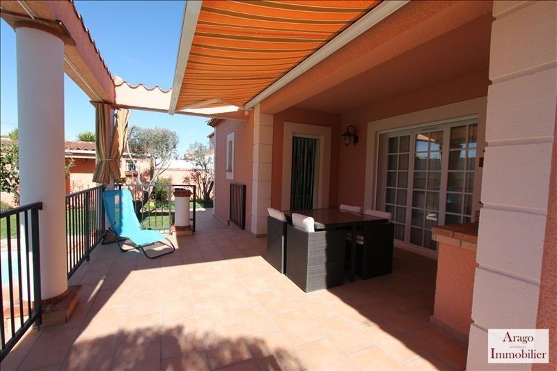 Vente maison / villa Rivesaltes 385000€ - Photo 4