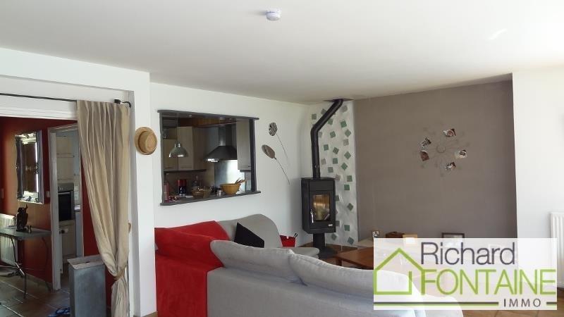 Vente maison / villa Chartres de bretagne 289800€ - Photo 1